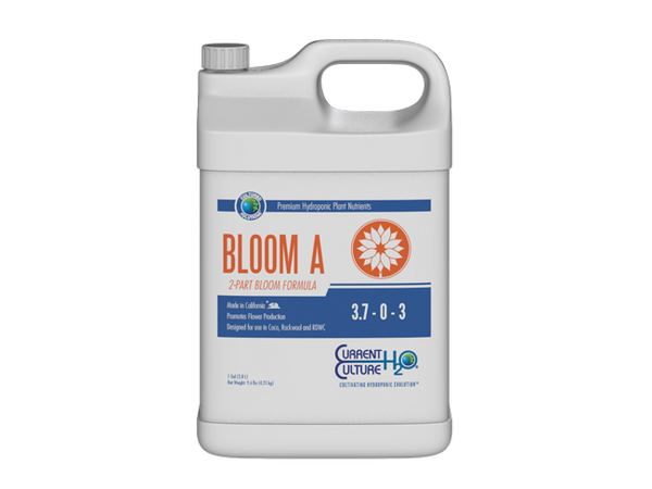 Current Culture H2O Cultured Solutions Bloom A Nutrients