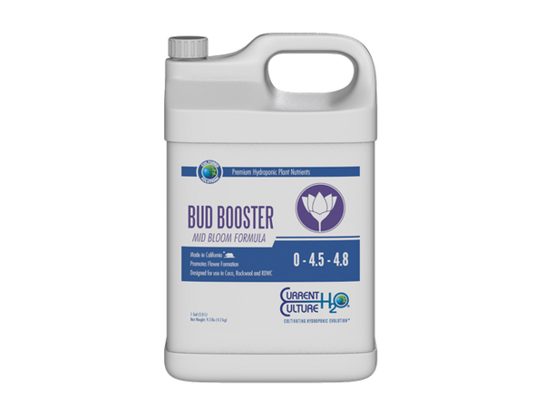 Current Culture H2O Cultured Solutions Bud Booster Mid Nutrients