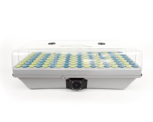 TurboKlone Elite E144D w/ Humidity Dome (144 site) Aeroponic Cloning System