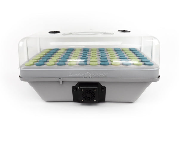 TurboKlone Elite 96 w/ Humidity Dome (96 site) Aeroponic Cloning System