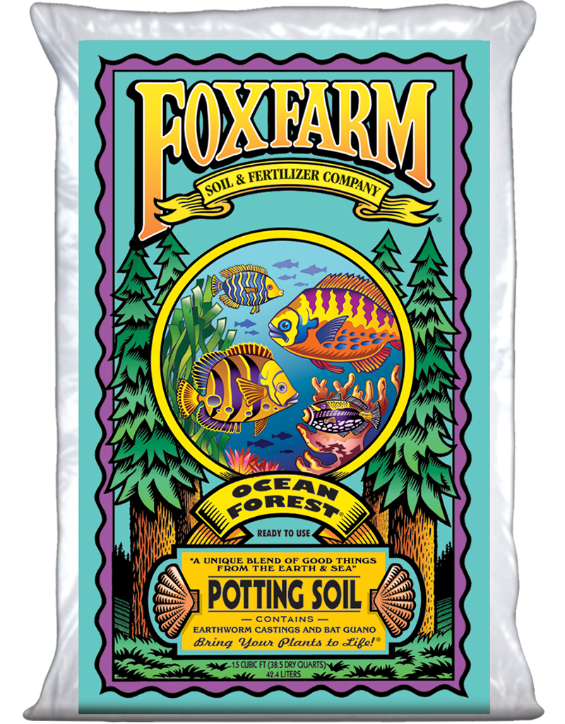FoxFarm Nutrients Ocean Forest® Potting Soil 1.5 Cu Ft (42.5L)