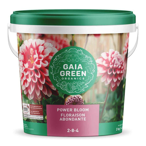 Gaia Power Bloom 2-8-4