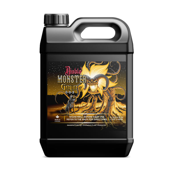 Diablo Nutrients DIABLO MONSTER GOLD