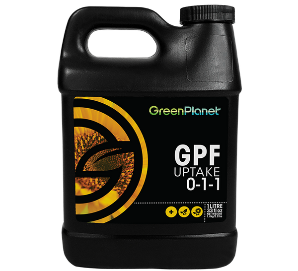 GreenPlanet Nutrients GPF Uptake (fulvic acid) 0-1-1