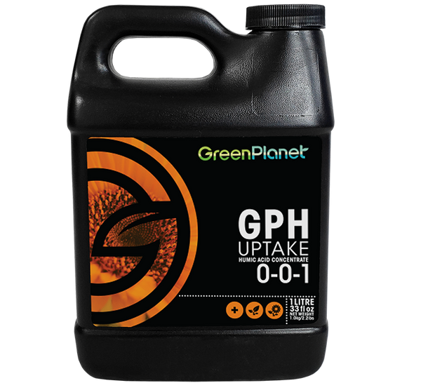 GreenPlanet Nutrients GPH Uptake (Humic) (0-0-1)