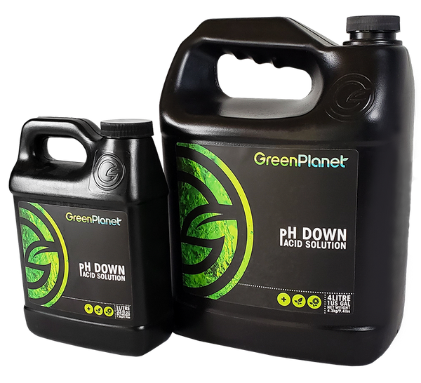 Green Planet Nutrients pH DOWN