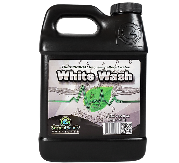 GreenPlanet Nutrients White Wash