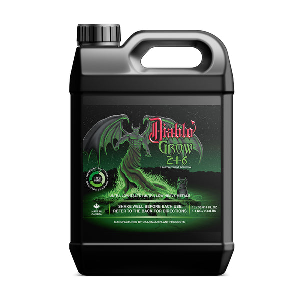Diablo Nutrients DIABLO GROW
