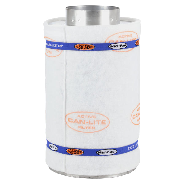 "Can-Filter Can-Lite Mini 420 CFM 6""x16"" Carbon Filter"