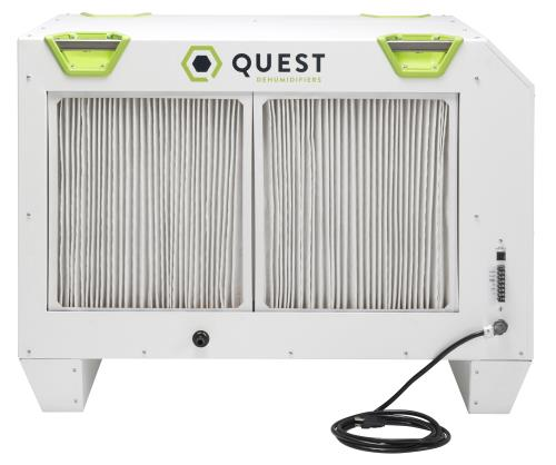 Quest 506 Commercial Dehumidifier - 500 Pint