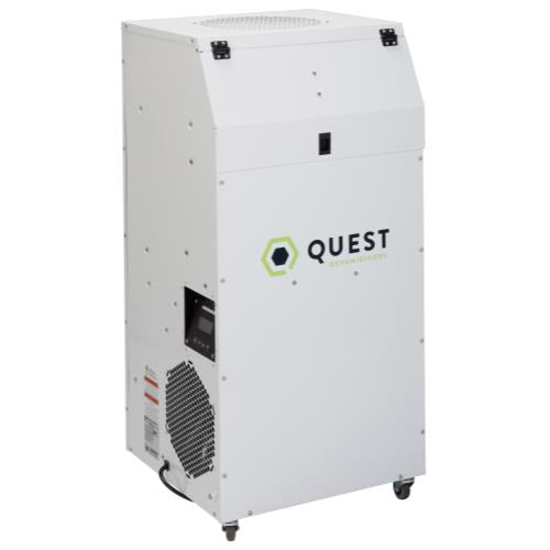 Quest Hi-E Dry 195 Dehumidifier