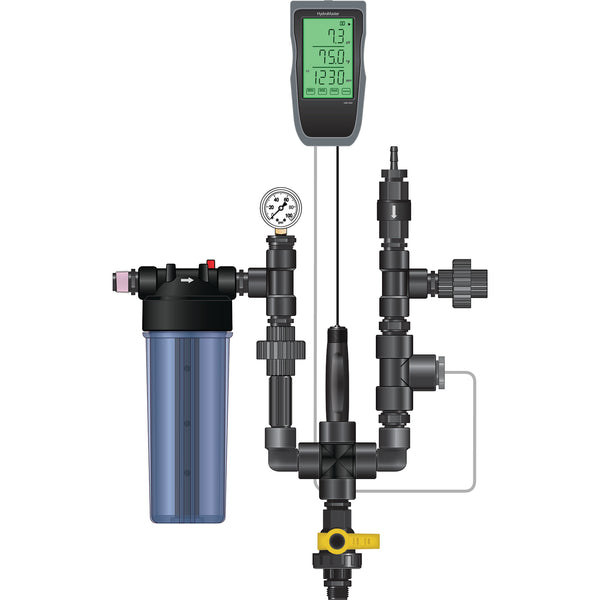 "Dosatron Dilution Solutions Nutrient Delivery System (NDS) Monitor Kit – ¾"" (HYKMON)"