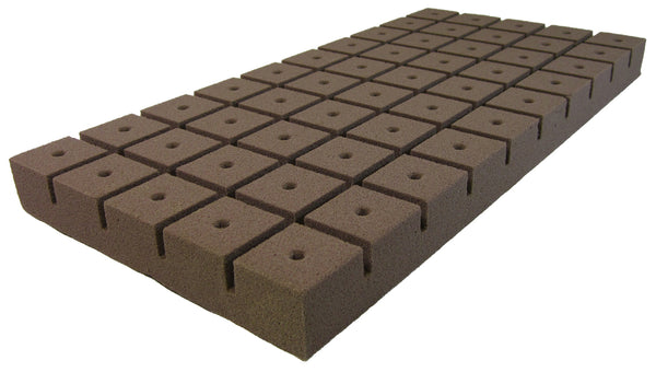 Oasis Rootcubes 1.5 in Medium Cubes (5015) 50 / Sheet