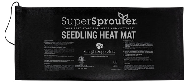 "Super Sprouter Seedling Heat Mat 21"" x 48"""