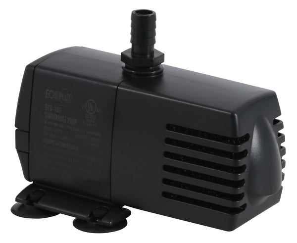 EcoPlus ECO 185 Fixed Flow Submersible/Inline Pumps 158 GPH