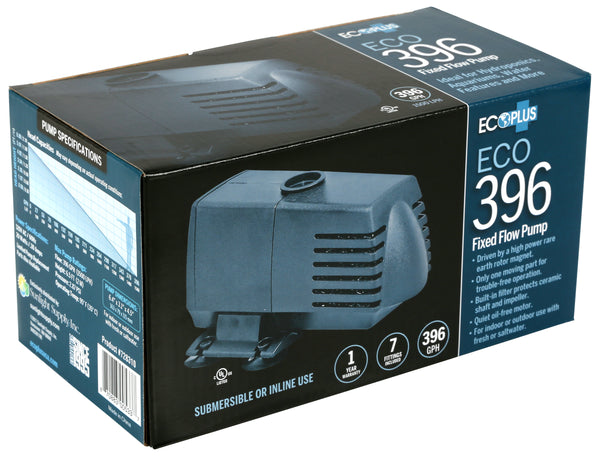 EcoPlus Eco396 396 gph Submersible Pump