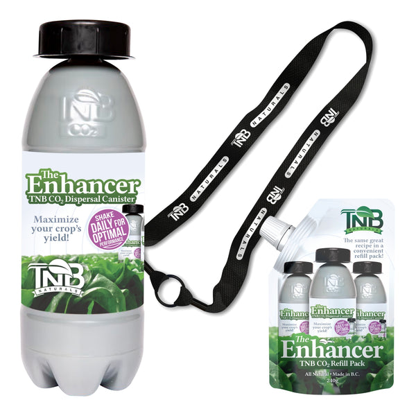 TNB Naturals CO2 Enhancer Bundle