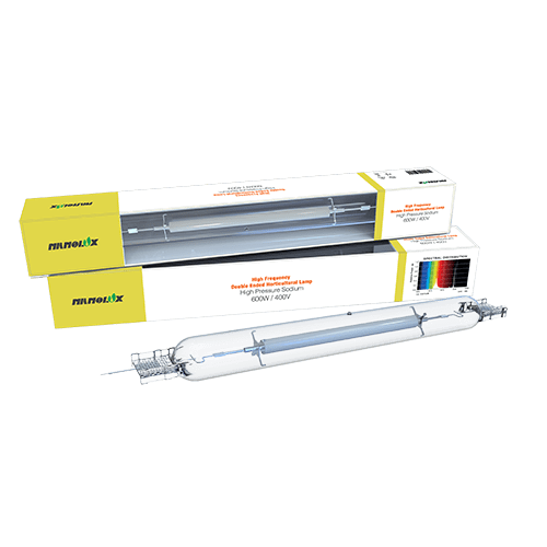 Nanolux 600W HPS DE Lamps