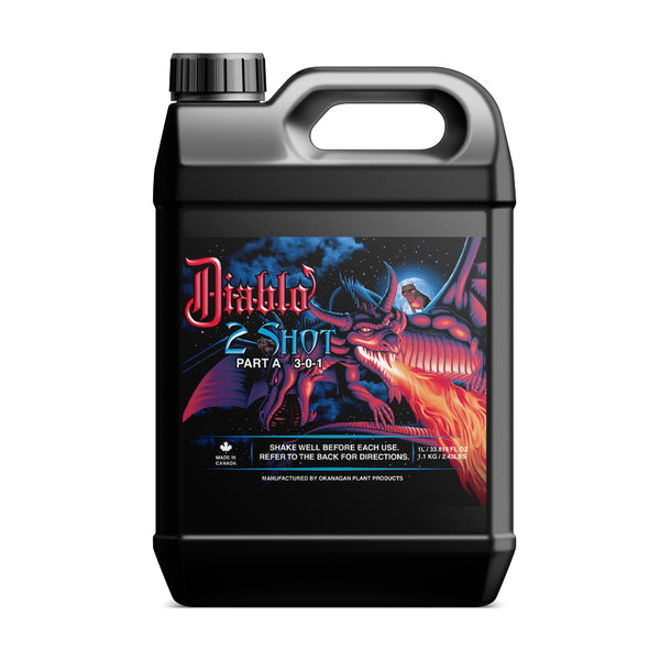 Diablo Nutrients DIABLO Two Shot - A