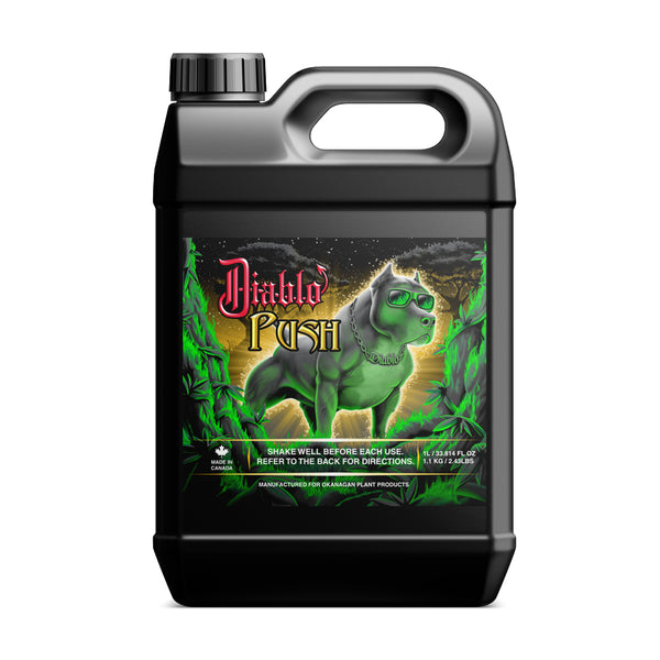 Diablo Nutrients DIABLO PUSH