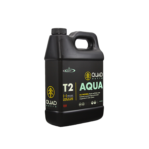 Quad Nutro Nutrients Aqua (T2)