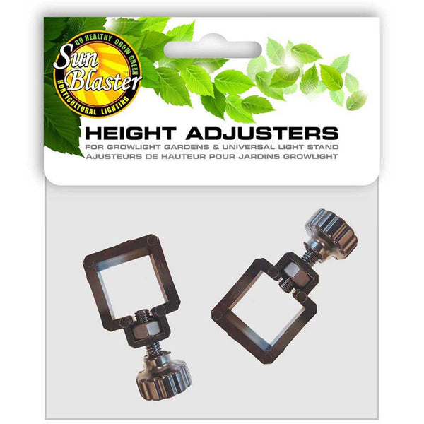 FINAL SALE SunBlaster Height Adjustment For Growlight Garden  2PK