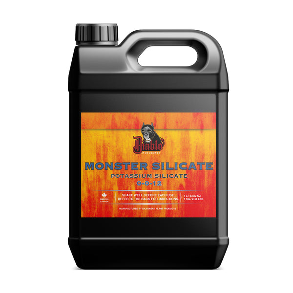 Diablo Nutrients Monster Silicate