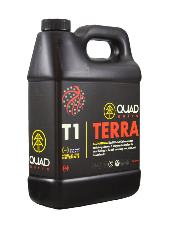 Quad Nutro Nutrients Terra (T1)