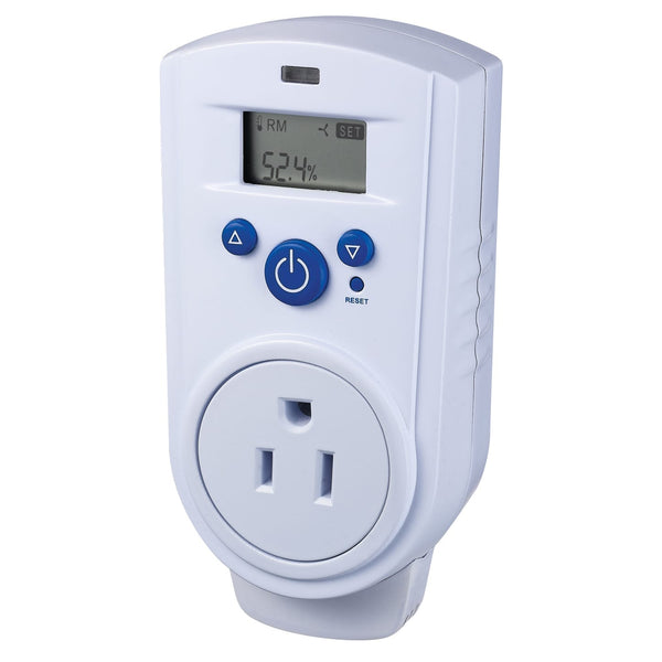 Digital Plug-In Humidity Controller