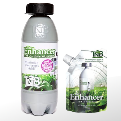 TNB Naturals The Enhancer CO2 Canister / Bottle