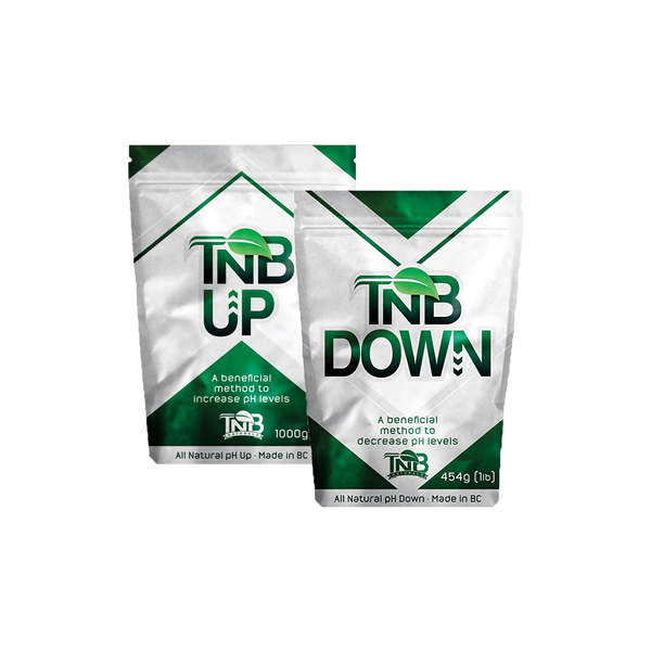 TNB Naturals ph Up and ph Down Powder (2x1lb/454g)