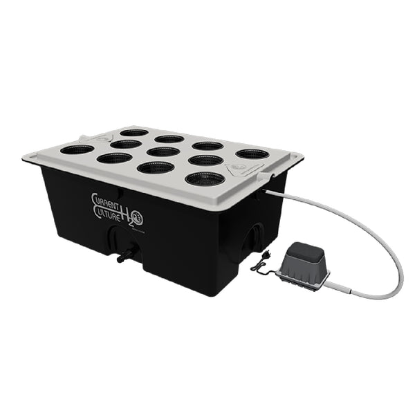 "(DISCONTINUED) Current Culture UC Solo Pro 11 - 35 Gallon, 11 X 5.5"" Net Pots"