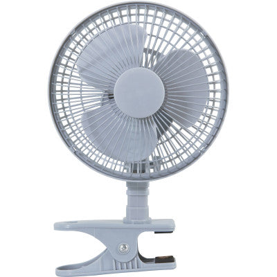 "Wind Devil 6"" Clip Fan - 2 Speeds"