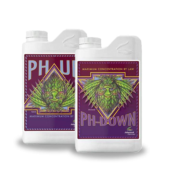 Advanced Nutrients pH Up & Down