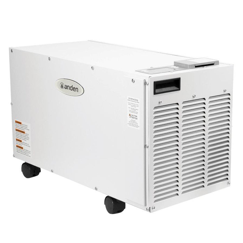 Anden Anden Dehumidifier 95 Pints / Day W / Caster Wheel in Canada - IndoorGrowingCanada
