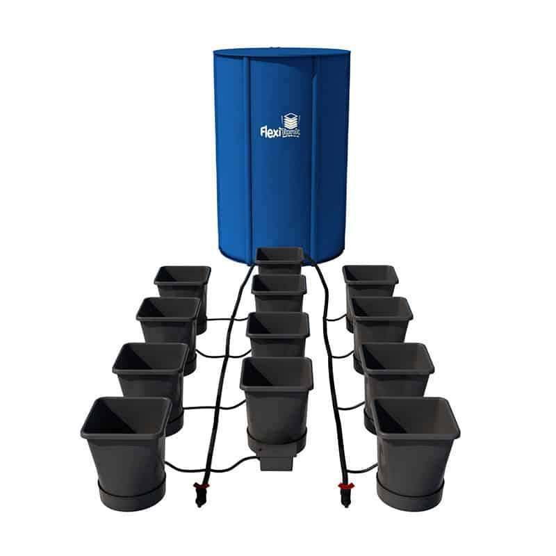 AutoPot 12 Pot XL (25L) System Kit with 60 Gallon Tank Included