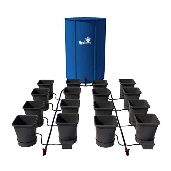 AutoPot 16 Pot XL (25L) System Kit with 60 Gallon Tank Included