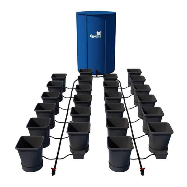 AutoPot 24Pot XL System (25L pots) Kit with 400L / 105 Gallon Tank Included