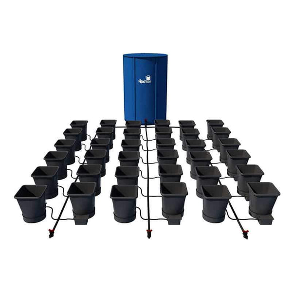 AutoPot 36 Pot XL (25L) System Kit with 105 Gallon Tank Included