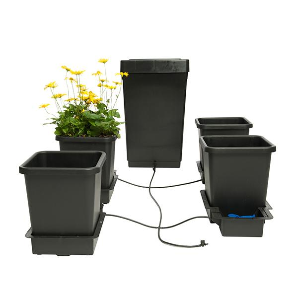 AutoPot 4 Pot (15L) System Kit w/ 47L Tank Included
