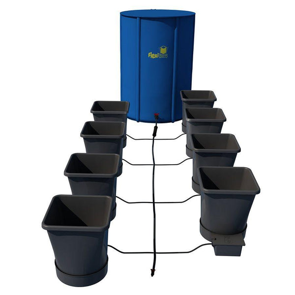 AutoPot 8 XL Pot (25L) System Kit with 25 Gallon Tank Included