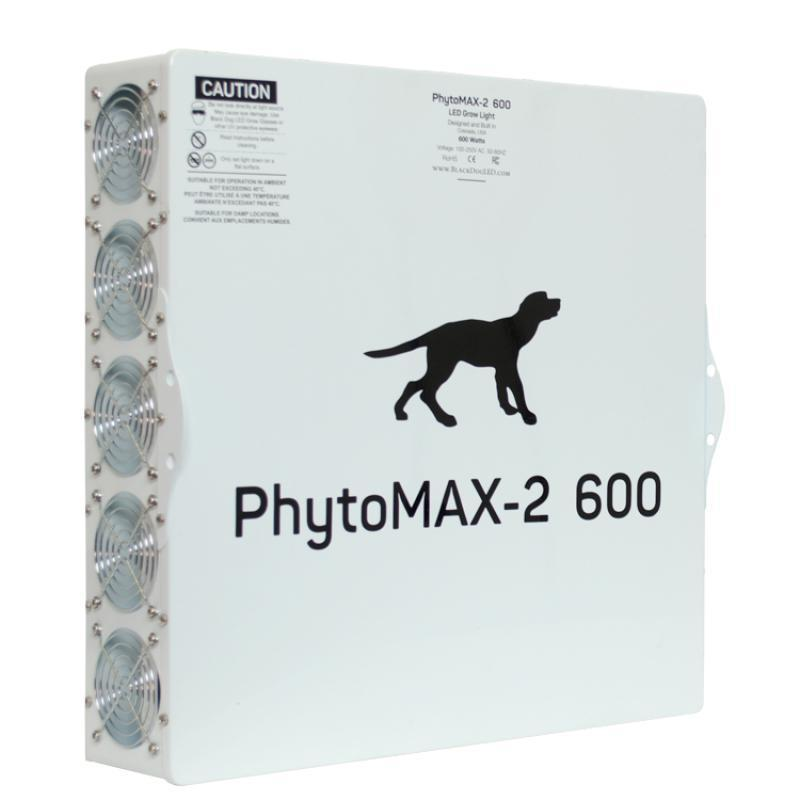 Black Dog LED PhytoMAX-2 600 LED Grow Light *