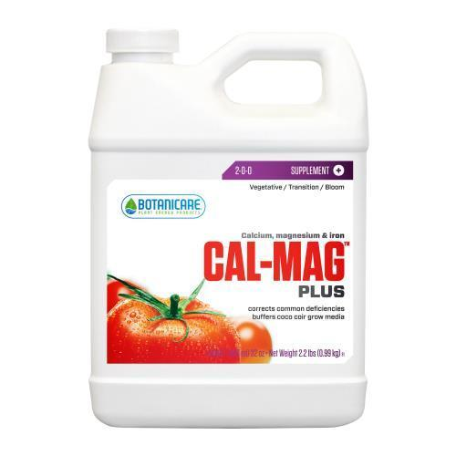 Botanicare Cal-Mag Plus Quart Nutrients & Additives