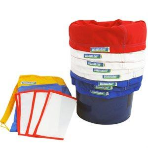 Bubble Bags Lite 20 gallon 8 bag kit