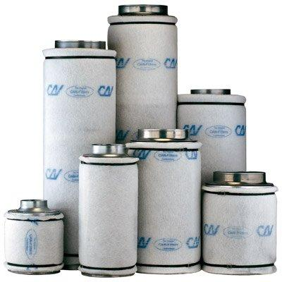 "Can-Filters Can 50 420 CFM 8""x10"" Carbon Filter in Canada - IndoorGrowingCanada"