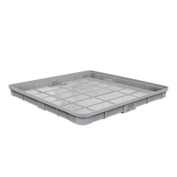 Xtrays Commercial Tray 3' x 3' Grey
