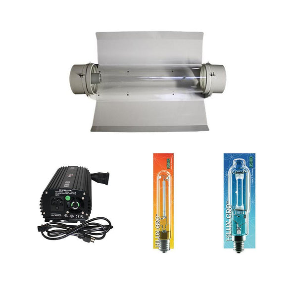 Complete Lighting Package Cool Tube Air-Cooled Reflector HPS + MH 400W