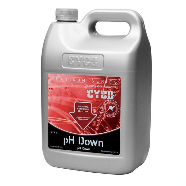 CYCO Nutrients Cyco pH Down 5L (2 / cs)