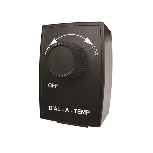 Dial-A-Temp Solid State Variable Speed Control