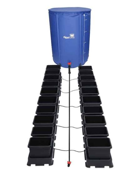 AutoPot Easy2Grow Complete Watering Systems- Black (20 Pots)